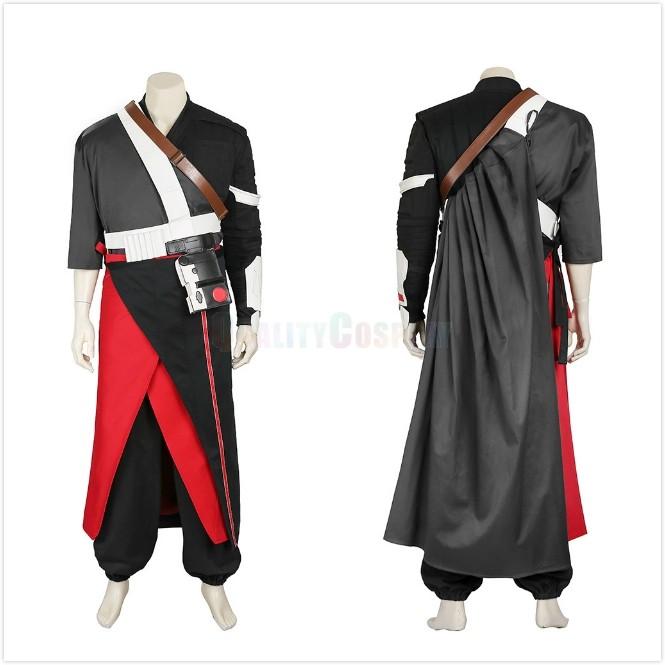 Rogue One: A Star Wars Story  Chirrut Imwe Donnie Yen Cosplay Costume