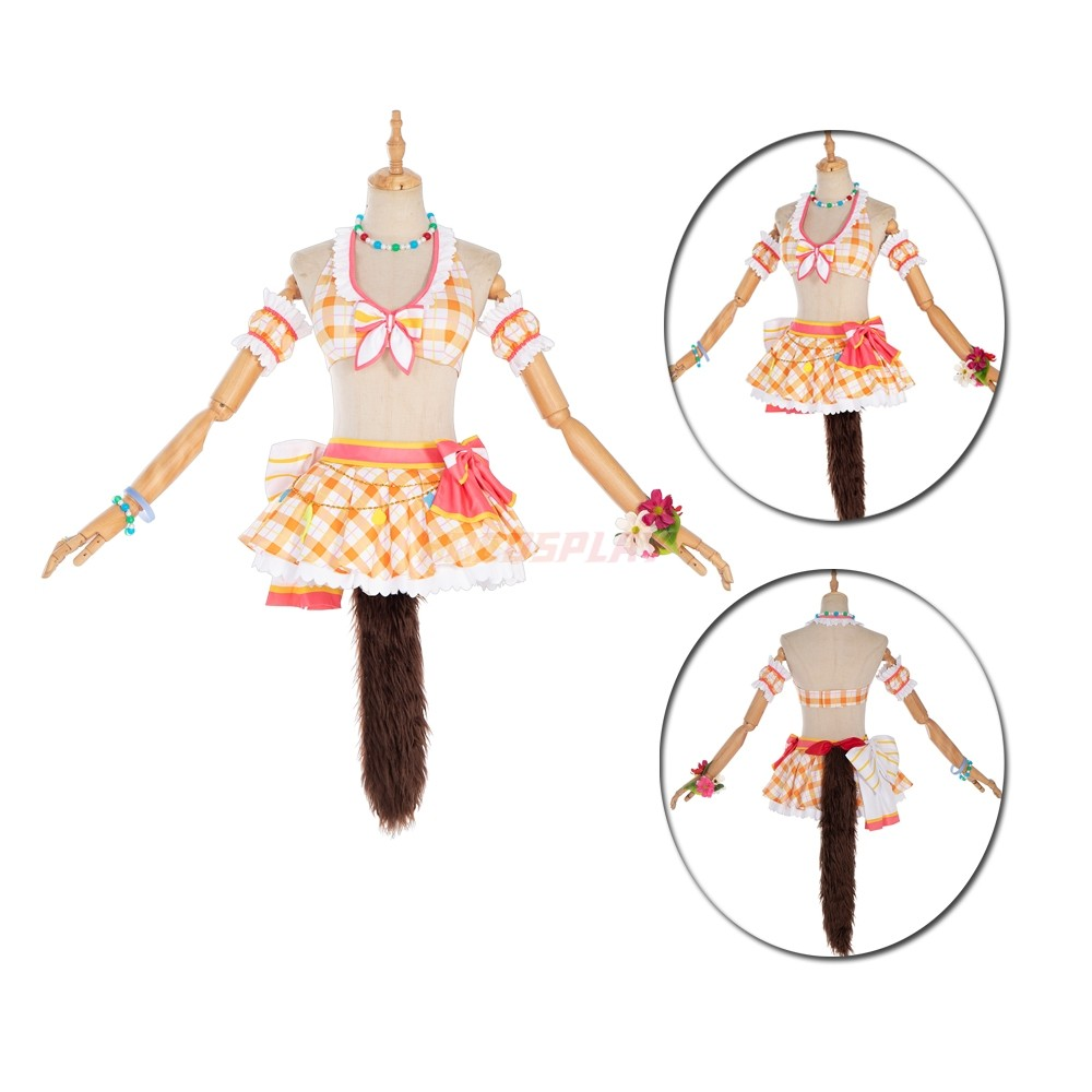 Pretty Derby Special Summer Swimming Cosplay Suit