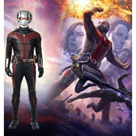 Ant-Man And The Wasp Ant Man Deluxe Cosplay Costume