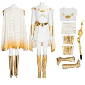 The Boys Season 2 Starlight Annie Character Cosplay Costumes