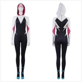 Spider Man Parallel Cosmic Women Cosplay Costume