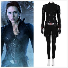 Ready to Ship Avengers 4 Endgame Black Widows Over Size Cosplay Costume
