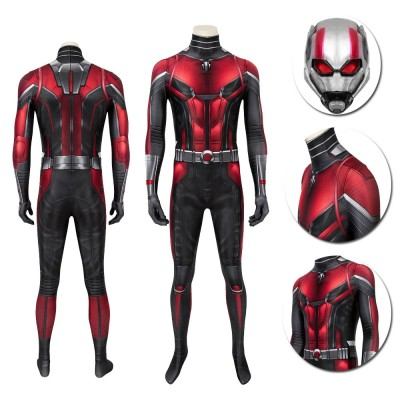 Ant-Man and The Wasp Trailer HQ Spandex Cosplay Costumes