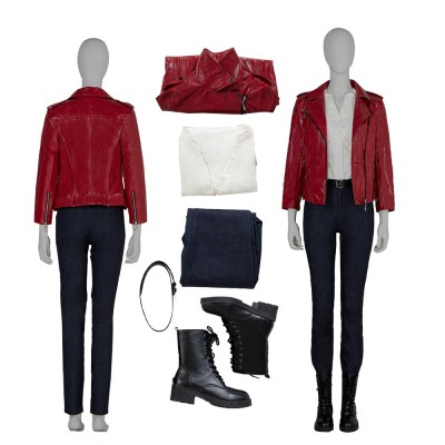 Resident Evil Infinite Darkness Claire Redfield  Cosplay Suit