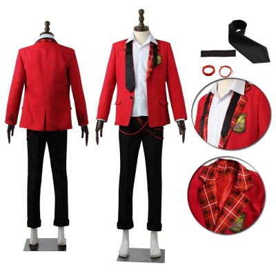 High×Joker Cosplay Suit THE IDOLM@STER SideM Costumes