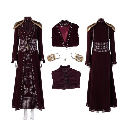 Game of Thrones Cersei Lannister  Cosplay Costume