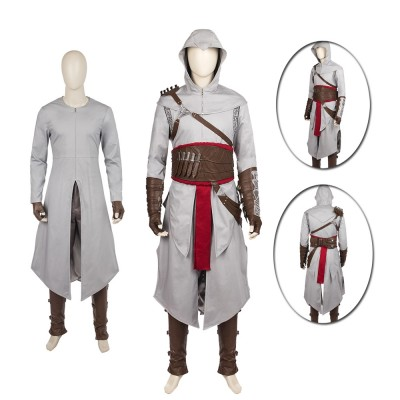 Assassins Creed Revelations Altair Deluxe Cosplay Costume