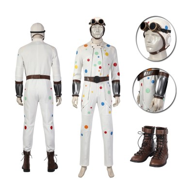 The Suicide Squad 2 Cosplay Suit Polka Dot Man Cosplay Costume