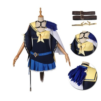 Japanese Anime Pretty Derby High Quality Cosplay Costume