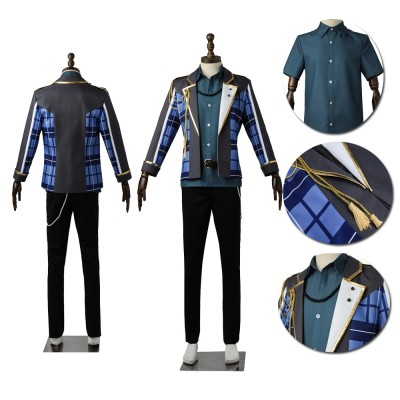 The Animation Tsukipro  Alive Soara Drummer Cosplay  Suits