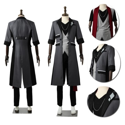 Tsukipro The Animation  Solids The Captain Cosplay Costume