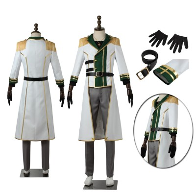 TSUKIPRO The Animation  Growth Lonely Prince Cosplay Suit