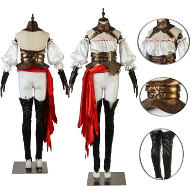 Fate/EXTRA Rider Francis Drake Cosplay Costume