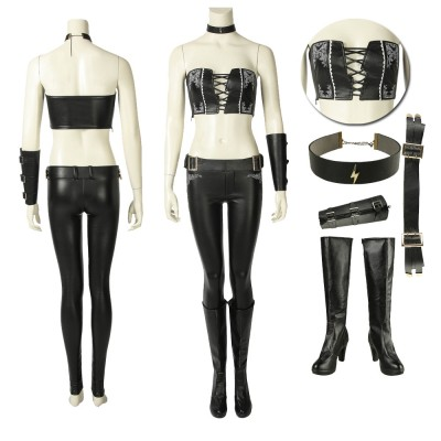 Devil May Cry 5  Trish Cosplay Costumes