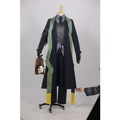 Arknights Silver Ash Cosplay Dress Up Costumes