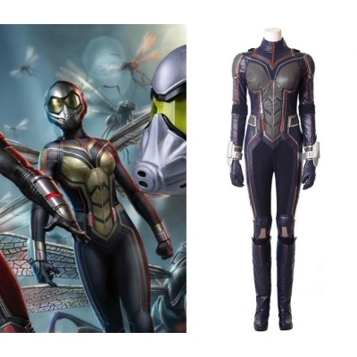 Ant-Man And The Wasp Cosplay Costume Hope Van Dyne Deluxe