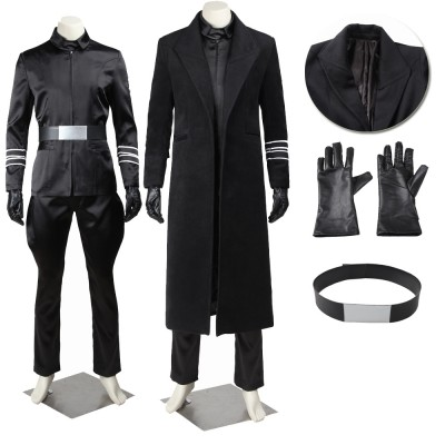 Star Wars The Force Awakens General Hux Cosplay Costumes