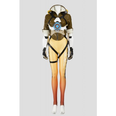 Overwatch Tracer Cosplay Costumes