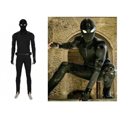 Spider Man Far From Home Stealth Spider Man Cosplay Costume