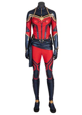 hqcosplay captain marvel cosplay costume